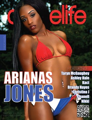 Dymelife Magazine #32 (Arianas Jones)