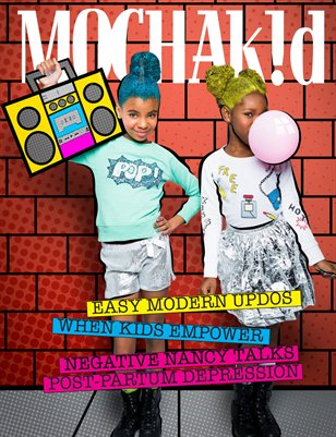 Mocha Kid Magazine, May 2016