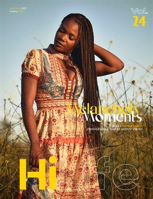 HiLife Magazine Sep 2021 (Vol-24)