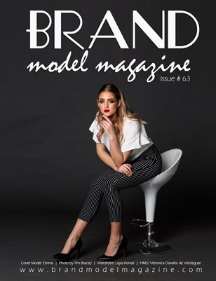 Brand Model Magazine  Issue # 63
