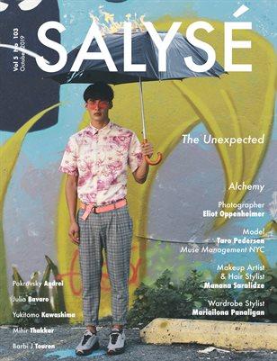 SALYSÉ Magazine   Vol 5 No 103   OCTOBER 2019  