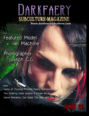 Darkfaery Subculture Magazine: Issue 25