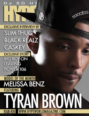 HYPE WORLD MAGAZINE ISSUE #20