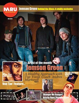 MRU Magazine February 2013