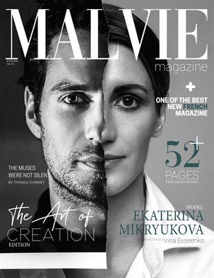 MALVIE Mag | The ART of Creation | Vol. 04 JUNE 2020