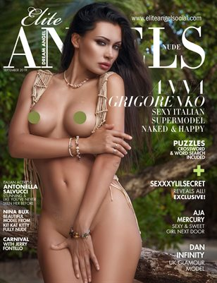 Elite Angels Magazine #5 Anna Grigorenko
