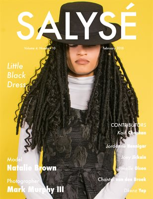 SALYSÉ Magazine | Vol 4:No 10 | February 2018 |