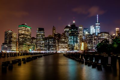 New York city / Cityscape