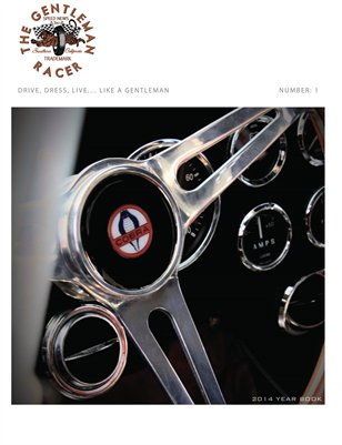 The Gentleman Racer 2014 Year Book