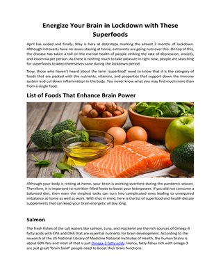 Healthy Naturals