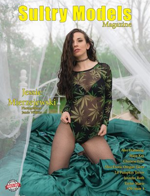 Sultry Models Magazine 420 Issue 4