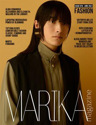MARIKA MAGAZINE FASHION (ISSUE 976 - JUNE)