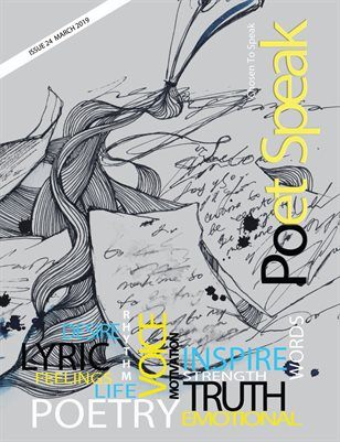 Poet Speak Magazine ISSUE #24