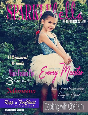 Sparkle Bella Magazine Fall/Winter Issue 2017-18