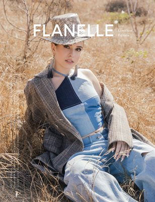 Flanelle Magazine Issue #28 - The Limitless Edition V1