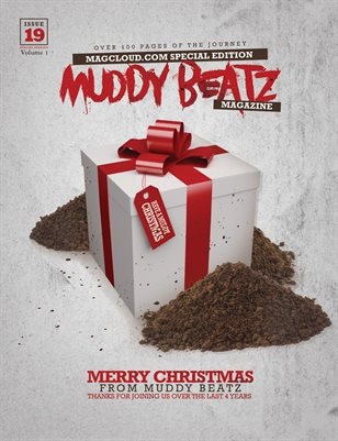 Muddy Beatz Magazine Christmas Special Edition Vol. 1