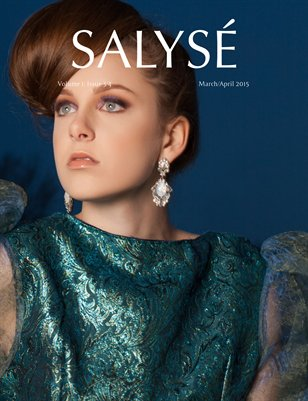 SALYSÉ Magazine | Vol 1:No 3/4 | March/April 2015 | Annalise Cover