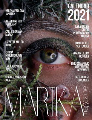 MARIKA MAGAZINE CALENDAR 2021