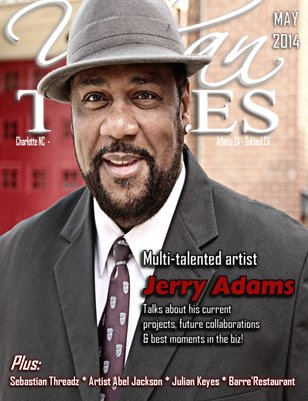 May 2014 Issue Jerry Adams 2
