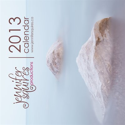 Jennifer Squires Productions 2013 Calendar