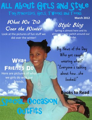 All About Girls and Style March 2012