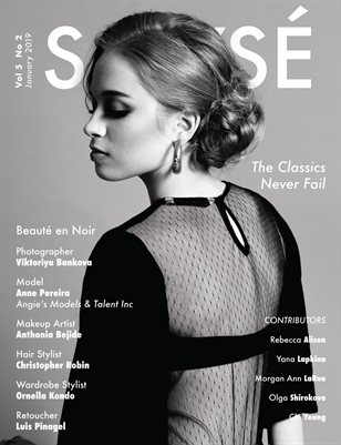 SALYSÉ Magazine | Vol 5 : No 2 | January 2019
