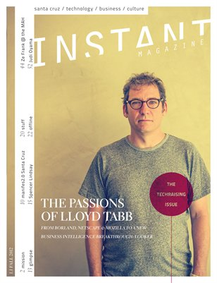 Instant Magazine Issue 1.1