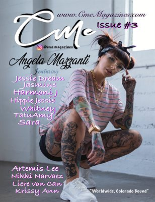 "Cme Issue #3 ""Angela Mazzanti"""