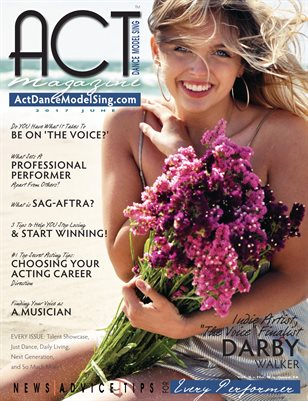 ACT Like A Pro Magazine Issue 36