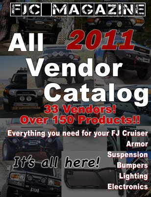 2011 All Vendor Catalog