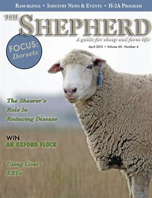 The Shepherd April 2015