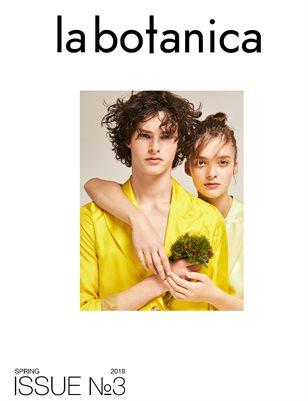 La Botanica Magazine Spring 2019. Cover 1