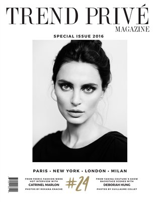 Trend Privé Magazine - Issue No. 24 -Special Issue 2016