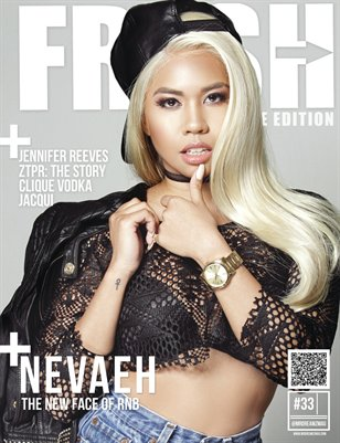 Mr Dreamz Magazine FRESH Nevaeh 2015
