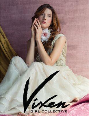 Vixen Girl Collective Magazine April 2021 Spring Time Lover Issue vol 1