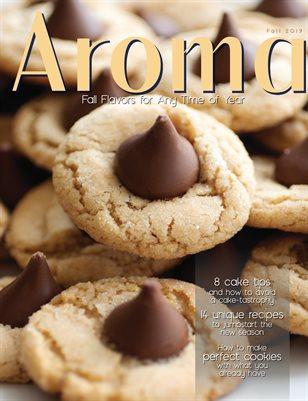 Aroma Magazine Fall Issue