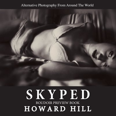 Skyped: Boudoir Preview Book