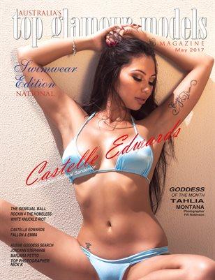National Swimwear Edition Australia's Top Glamour Models Magazine