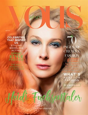 VOUS Magazine | The April Fashion & Beauty Edition | Vol.2 | 2021