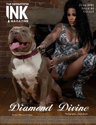 TDM: INK Diamond Divine Issue 44 cover 2 June 2021