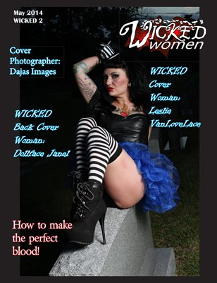 WICKED Women Magazine- WICKED TWO: MAY 2014