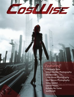 CosWise Magazine Issue 12