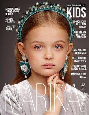 MARIKA MAGAZINE KIDS (ISSUE 688 - MARCH)