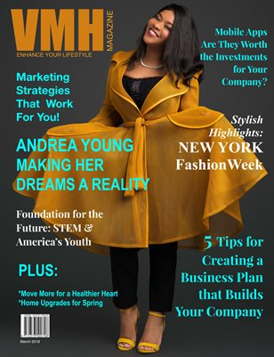 VMH Magazine - March 2018