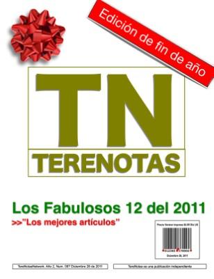 Los Fabulosos 12 del 2011