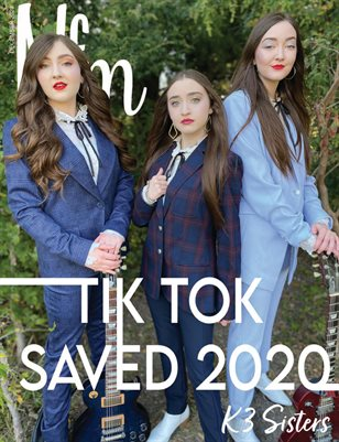 Nfm TikTok MultiCover - Issue 47, December '20 (K3 Sisters)