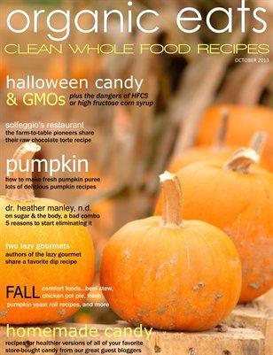 Organic Eats October 2013