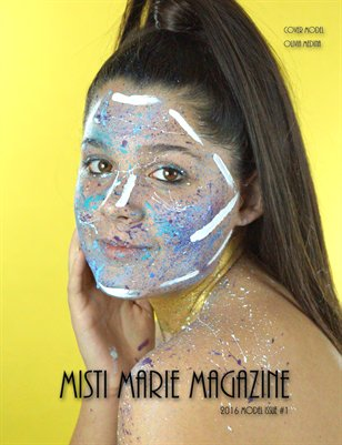 Misti Marie Magazine - 2016 Model Issue