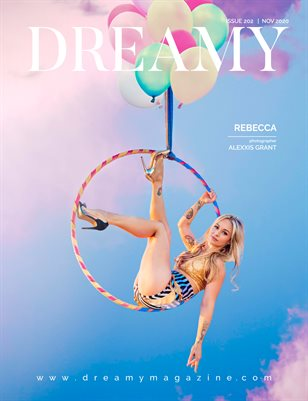 DREAMY Issue 202