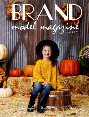 Brand Model Magazine  Issue # 273